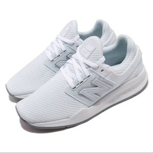 New Balance WS247TH B Blue/ White Running Shoes